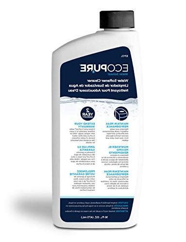 Ecopure EP42007 EP42 EP42-42,000 Grain Water Softener-Built