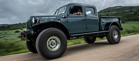 Power Wagon The Mighty One