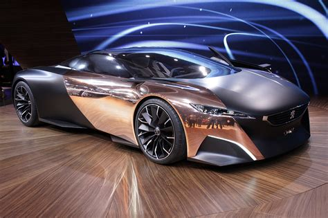 Peugeot Automobiles by Peugeot Onyx Concept Car The Superslice