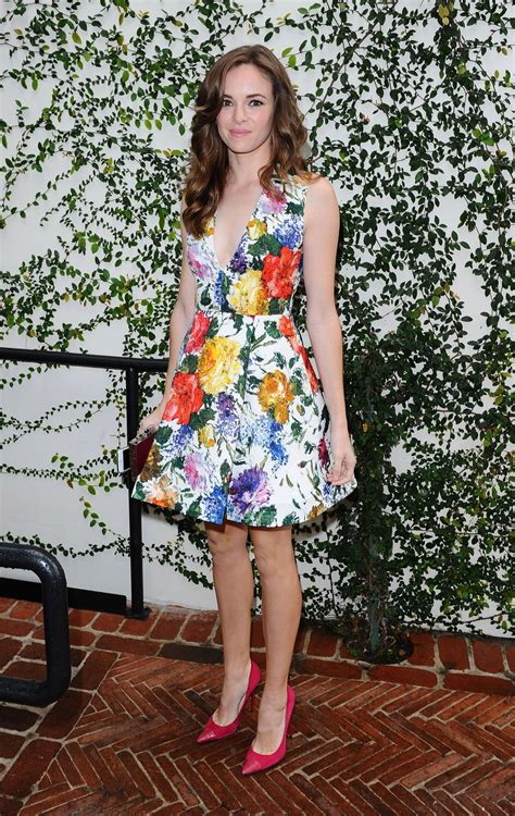 danielle panabaker  magazine luncheon  los angeles