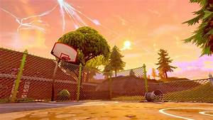 Fortnite Basketball Hoop Guide  Where To Find The