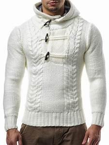 Strick And Style : balandi herren strickpullover strick pullover jacke hoodie hoody bekleidung ~ A.2002-acura-tl-radio.info Haus und Dekorationen