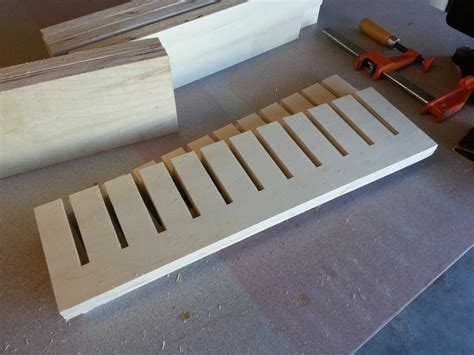 clamp rack part   style bar clamps  workbench