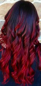 Head Turning Black Ombre Hair Colors 2014 Hairstyles