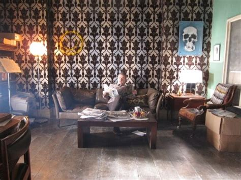 Sherlock Living Room Wallpaper by Sherlock Living Room Wallpaper Studio Design Gallery
