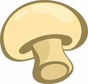 Mushroom Slice Clipart - Clipart Suggest