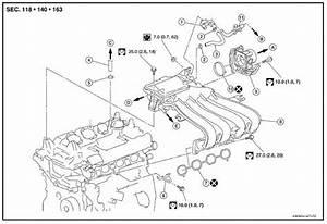 Nissan Versa  Intake Manifold