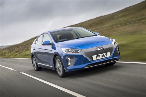 Hyundai Ioniq Electric Review  Prices, Specs And 060