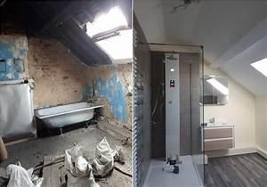 Salle De Bain Rénovation : devis de travaux de r novation de salle de bains belgique ~ Nature-et-papiers.com Idées de Décoration