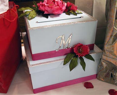 Diy Wedding Card Box Project