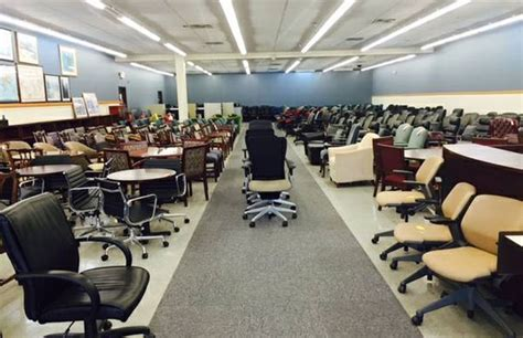 executive office with couches used office furniture kenosha