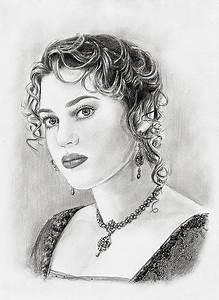 Titanic Rose Drawing Real 38180   NOTEFOLIO
