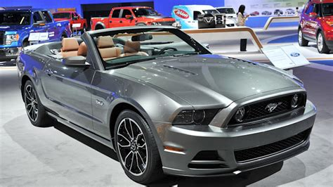 How much does car insurance for a ford mustang cost? 2013 Ford Mustang GT Convertible: LA 2011 Photo Gallery | Autoblog