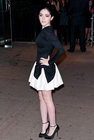 isabelle fuhrman    thefashionspot