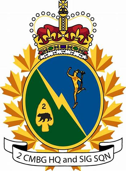 Hq Cmbg Squadron Sig Canadian Sqn Signal