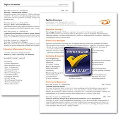Automatic Resume Maker by Resumemaker Has Thousands Of Resumes You Can Personalize