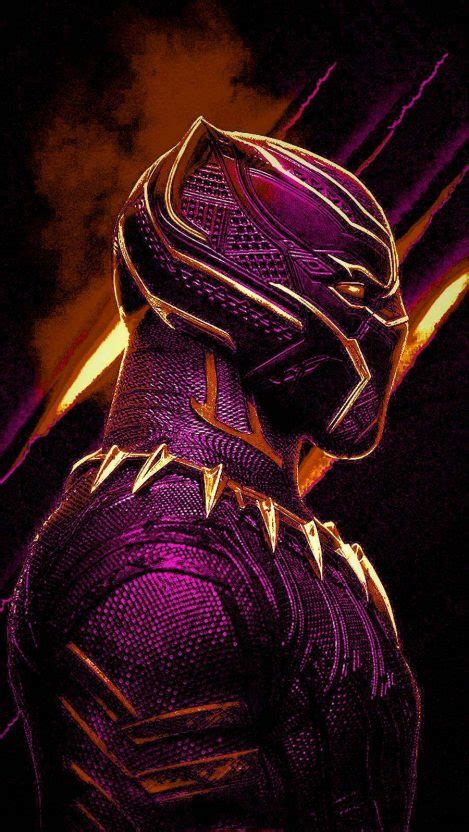 Black Panther Hd Wallpaper For Mobile by Black Panther Iphone Wallpaper Iphone Wallpapers