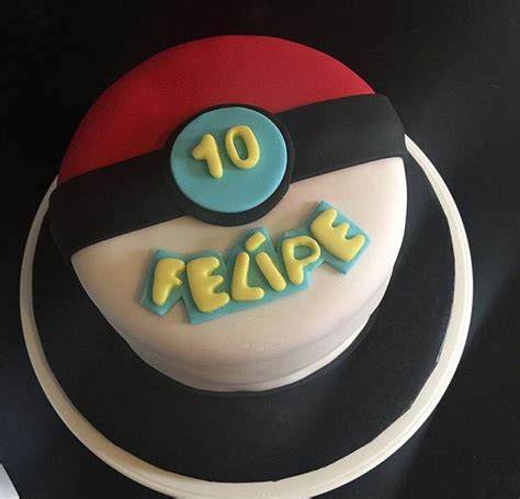 pokemon  cakes catch  party