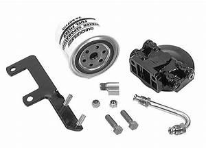 Mercruiser 496 Mag  H O  Model  Fuel Filter  U0026 Boost Pump Parts