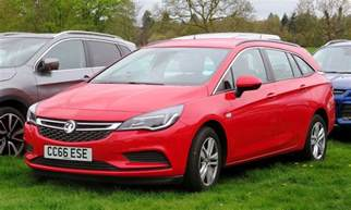Vauxhall Astra - Wikipedia