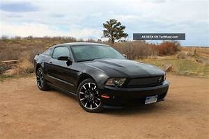 2012 Ford Mustang - V6 Premium Coupe - Almost All Factory Options