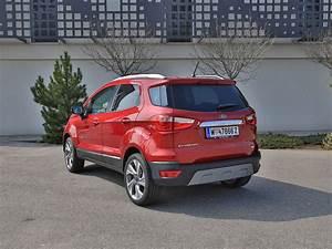 Ford Ecosport Automatik : ford ecosport 1 0 ecoboost 125 ps at titanium ~ Kayakingforconservation.com Haus und Dekorationen
