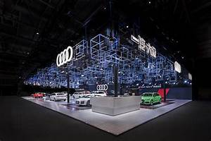 Audi Auto Peking 2018 Metron Eging GmbH