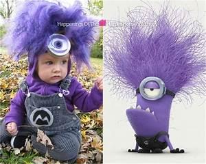 Minion Kostüm Baby : purple minion costume for kids google search halloween pinterest minion costumes kid ~ Frokenaadalensverden.com Haus und Dekorationen