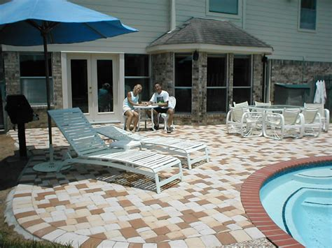testimonial pea gravel replacement paver connection