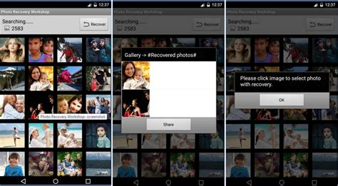 how to recover deleted photos android how to recover deleted photos from android tablets phones