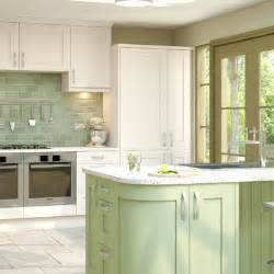 green and white kitchen ideas traditional kitchen ideas with a contemporary twist