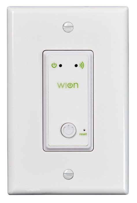 coleman 50052 indoor wi fi in wall light switch wireless