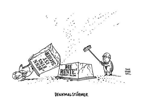karikaturen dezember  schwarwelde