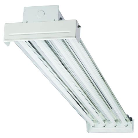 lithonia lighting ibc 454 mv 4 light t5 white high output