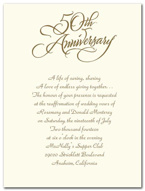 50th anniversary invitations templates 50th wedding anniversary template word templates resume exles 80gze1oa6x