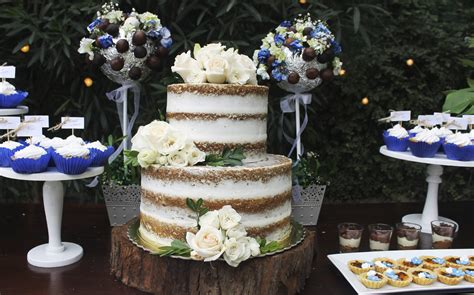 brownies chocochips dessert table inspiration for a rustic wedding say i do