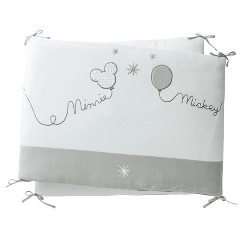 rehausseur chaise chicco tour de lit minnie et mickey fms 91203870 bebe9 nc