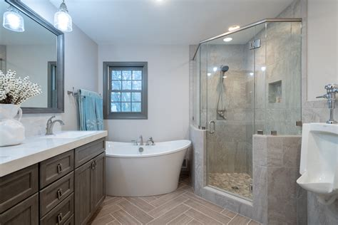 okemos bathroom remodel odd fellows contracting