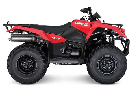 Suzuki 400 Atv by Suzuki Announces Additional 2016 Atv Models Atv Illustrated