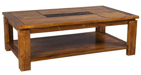 table basse bois et chiffons bois chiffons salon