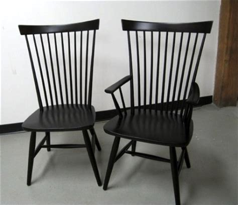 farmhouse dining chairs built from solid wood