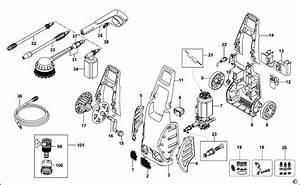 Spares For Black  U0026 Decker Pw1700spx Pressure Washer  Type