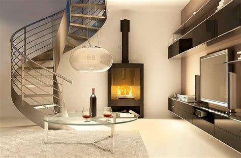 la maison du pole a bois awesome la maison du poele a bois 12 salon avec chemin 233 e et escalier moderne swyze