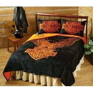 harley davidson kitchen accessories harley davidson pillow bedding accent decorative throw 4163