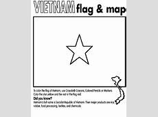 Vietnam Coloring Page crayolacom