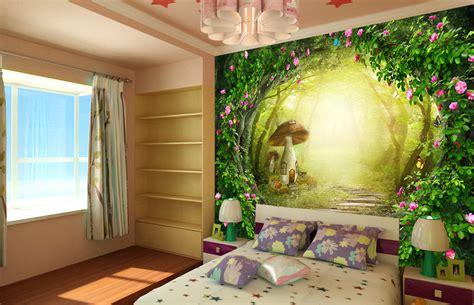 chambre d hote foret une chambre pour enfant à thème forêt deco in