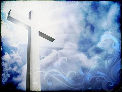Cross Worship Backgrounds Background Quotes Christian Wallpapers