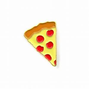 Pizza Emoji Pin from Strange Ways Quick Saves