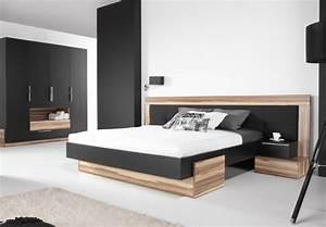 Lit 2 places haut de gamme for Décoration chambre adulte avec matelas haut de gamme pas cher