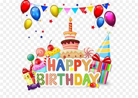 birthday cake cupcake cartoon happy birthday